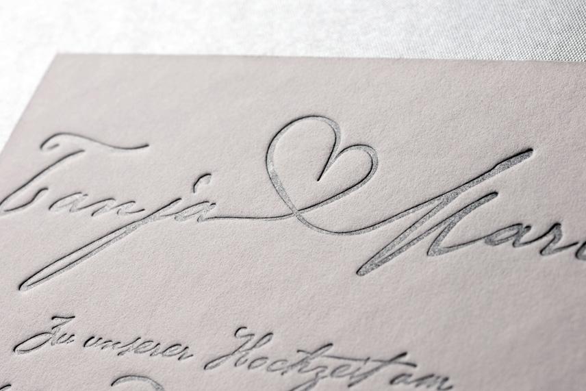 Hochzeitskarten Januar 2018