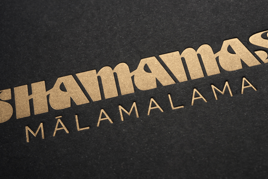 Promo-CD-Hülle Bedruckung SHAMAMAS 2019